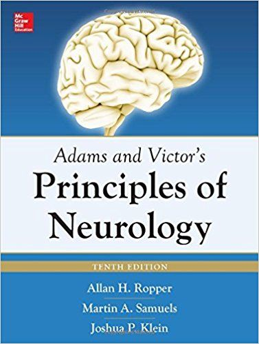 7 best neurology books free download images on pinterest neurology adams and victor principles of neurology edition medical ebooks pdf fandeluxe Images