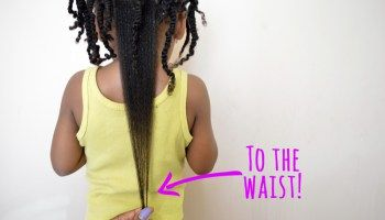 how to take care of long hair female