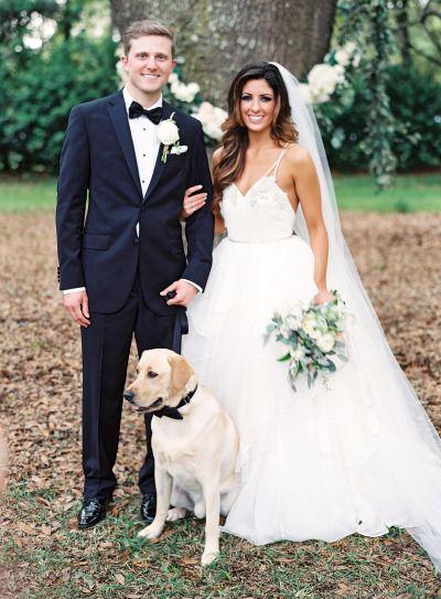 So beautiful: http://www.stylemepretty.com/2015/07/13/rustic-elegant-jacksonville-wedding/   Photography: Lauren Peele - http://www.laurenpeelephotography.com/