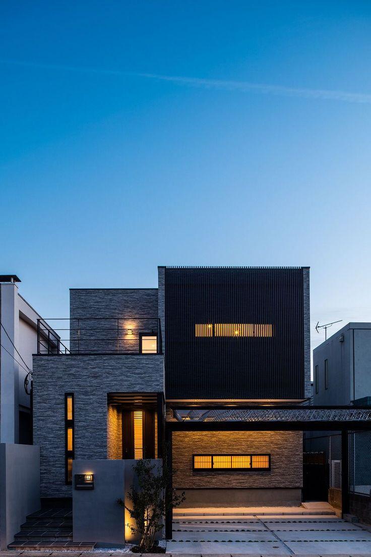 外観 二階建|施工例|マキハウス: 福岡の注文住宅・戸建分譲・リノベーション