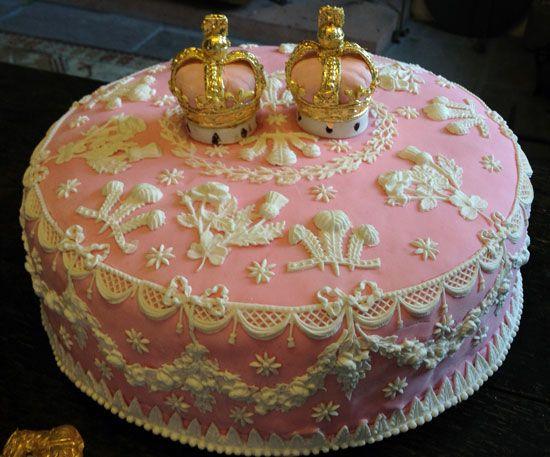 Twelfth Cake