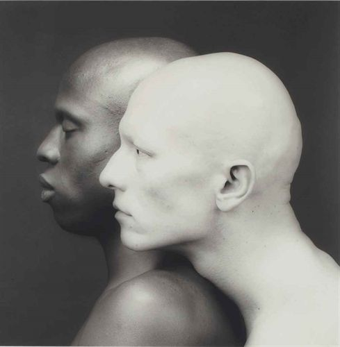 Ken Moody and Robert Sherman by Robert Mapplethorpe on artnet Auctions