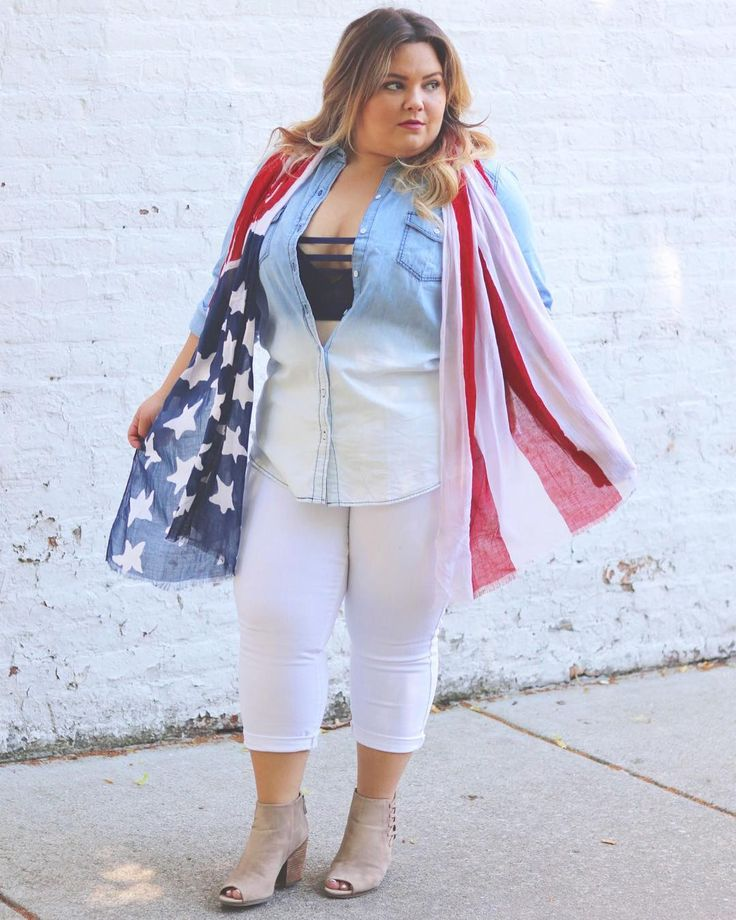 How'd you celebrate the 4th of July? Hopefully with style! We've rounded up our favorite plus size outfits from our #TCFStyle!   TCFStyle Roundup: Celebrating the 4th of July in Style! http://thecurvyfashionista.com/2017/07/tcfstyle-roundup-fourth-of-july/