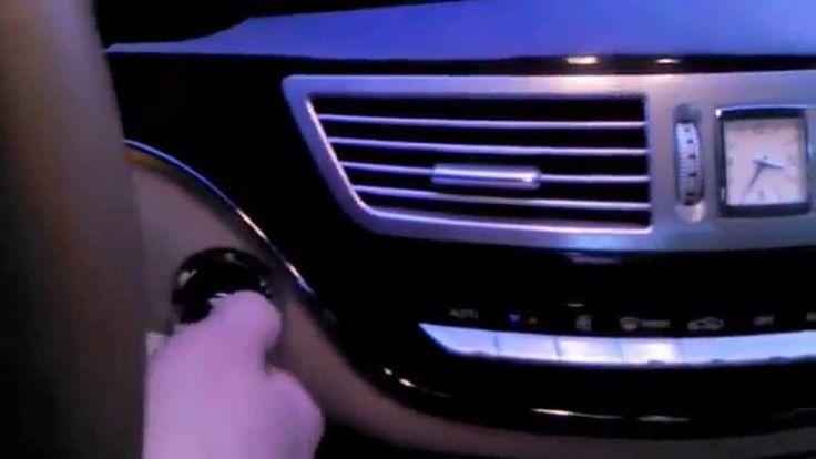 Mercedes S Class Gizli Menü