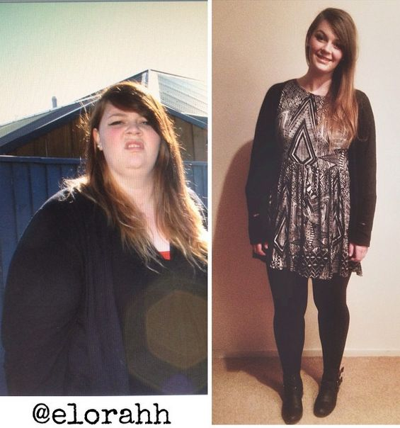 Inspiring People Interview - Elora (Shrinking Violet) - Elora lost over 50kg following a paleo lifestyle! #weightloss #paleo Move Love Eat