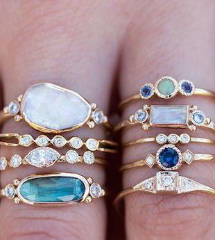 Best 25+ Jewelry rings ideas on Pinterest | Simple jewelry, Pretty ...