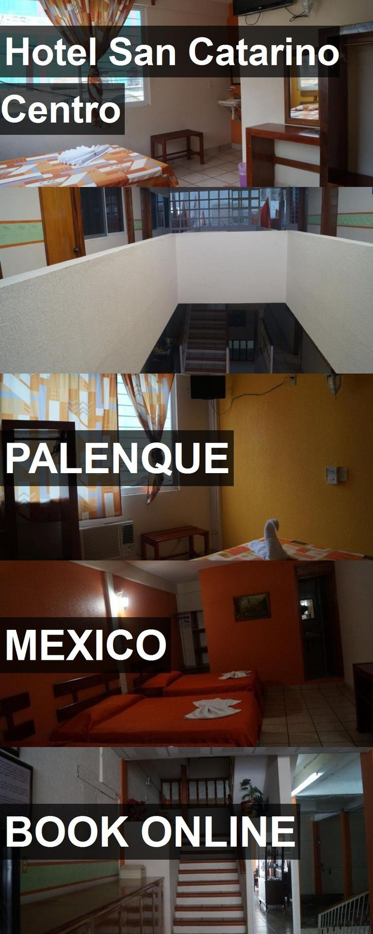 Hotel Hotel San Catarino Centro in Palenque, Mexico. For more information, photos, reviews and best prices please follow the link. #Mexico #Palenque #HotelSanCatarinoCentro #hotel #travel #vacation
