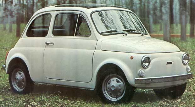 fiat 500 the true old engines pinterest voitures. Black Bedroom Furniture Sets. Home Design Ideas
