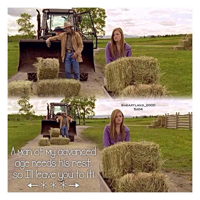 Jack and Mallory 5x04 Heartland memories