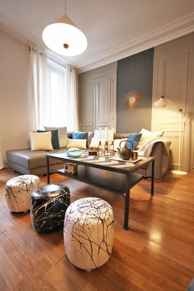 lastuce dco daurlie hmar moderniser un salon dans un style classique - Un Salon De Luxe