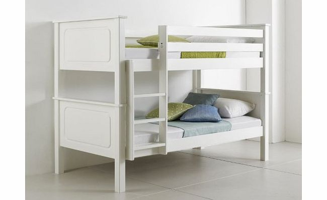Happy Beds Vancouver White Finished Solid Pine Wooden Bunk Bed With 2x Memory Foam Mattress No description (Barcode EAN = 5055518545784). http://www.comparestoreprices.co.uk/bunk-beds/happy-beds-vancouver-white-finished-solid-pine-wooden-bunk-bed-with-2x-memory-foam-mattress.asp