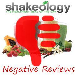 Negative Shakeology Reviews: 5 Downsides to Shakeology