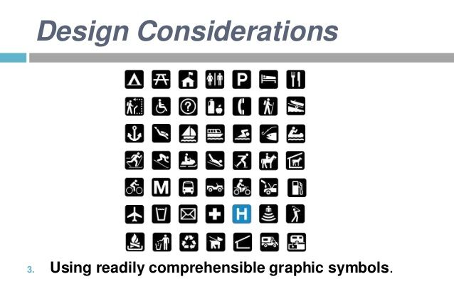 Design Considerations 3 Using readily prehensible
