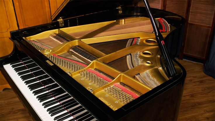 Used Yamaha Pianos for Sale - Yamaha C3 Grand Piano