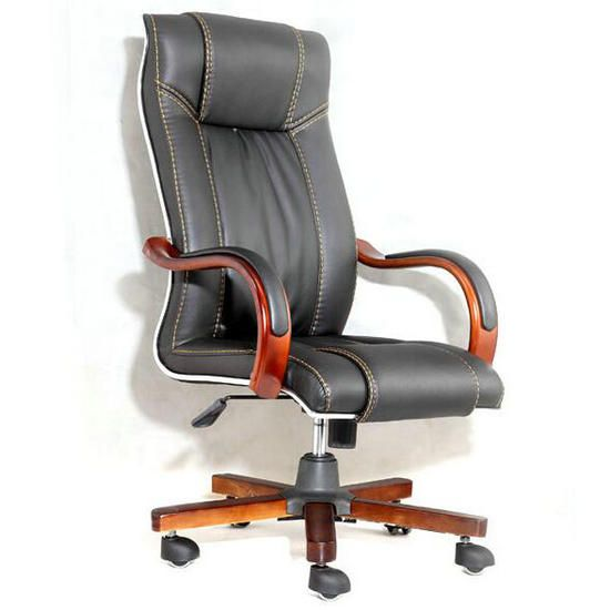 cheap leather swivel office chair /ergonomics wooden frame executive office chair / executive leather office chair / ergonomic office chair, office furniture manufacturer  http://www.moderndeskchair.com//leather_office_chair/executive_leather_office_chai/cheap_leather_swivel_office_chair__ergonomics_wooden_frame_executive_office_chair_134.html