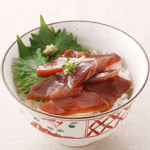 <47都道府県ご当地ギフト:鹿児島>一本釣りのかつおの美味しさを。【枕崎かつお丼セット】