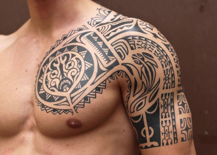 125 Best Half Sleeve Tattoos For Men Cool Ideas Designs 2020 Guide Cool Shoulder Tattoos Tattoo Sleeve Men Mens Shoulder Tattoo
