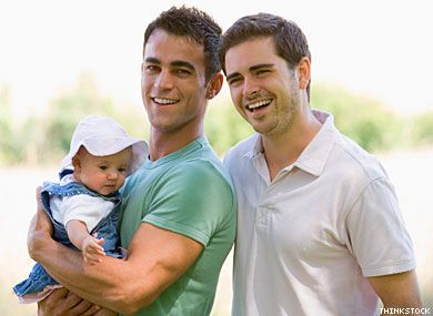 I can't wait to be a gay dad!