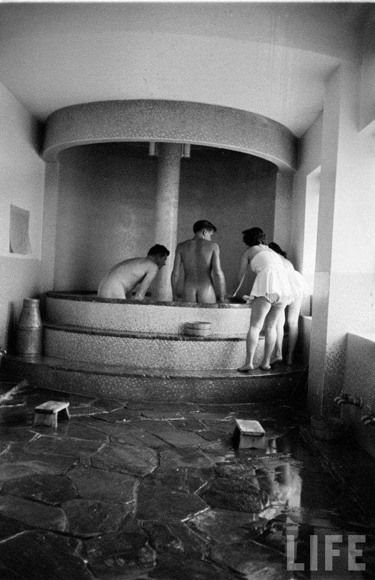 Erotic baths