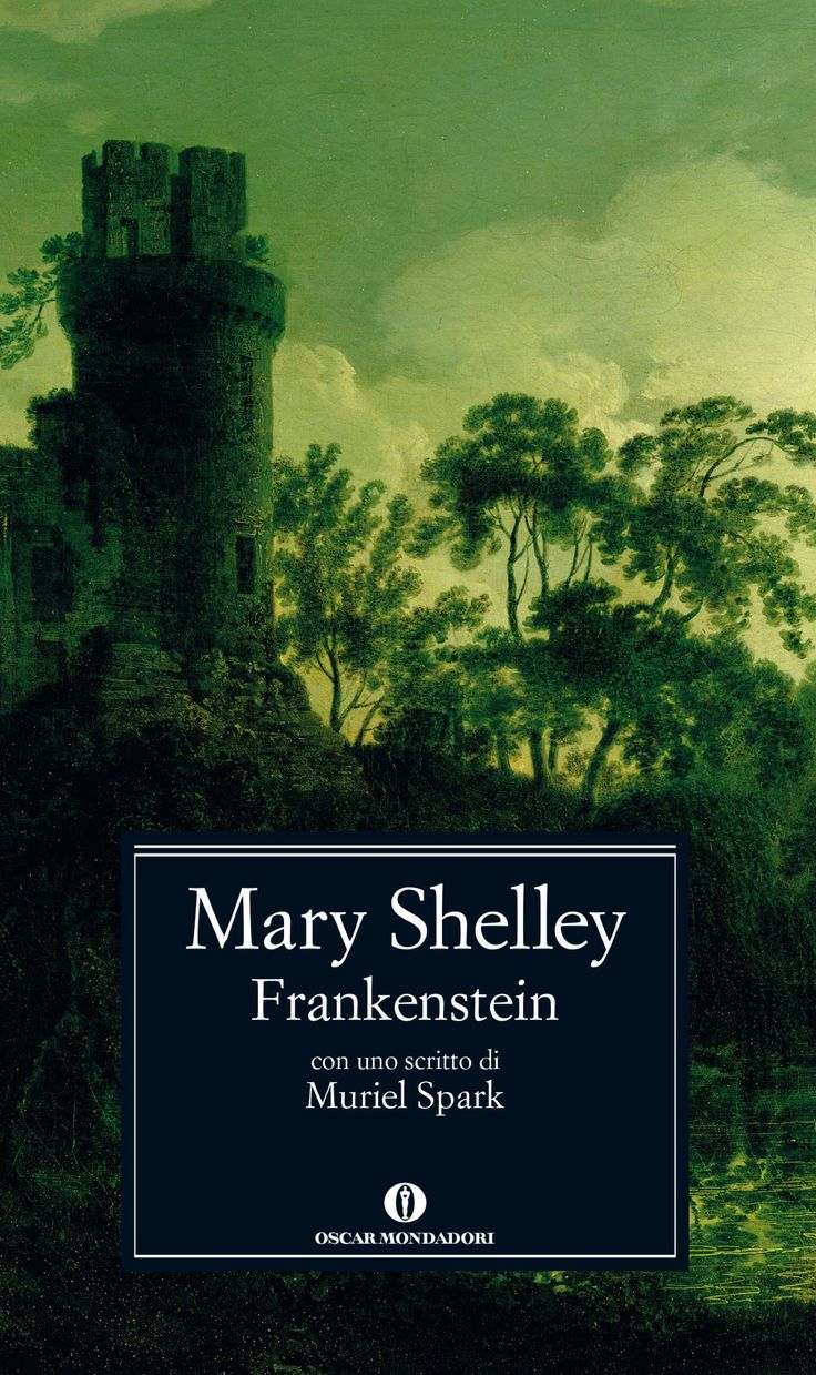 Frankenstein (1831) - Mary Shelley