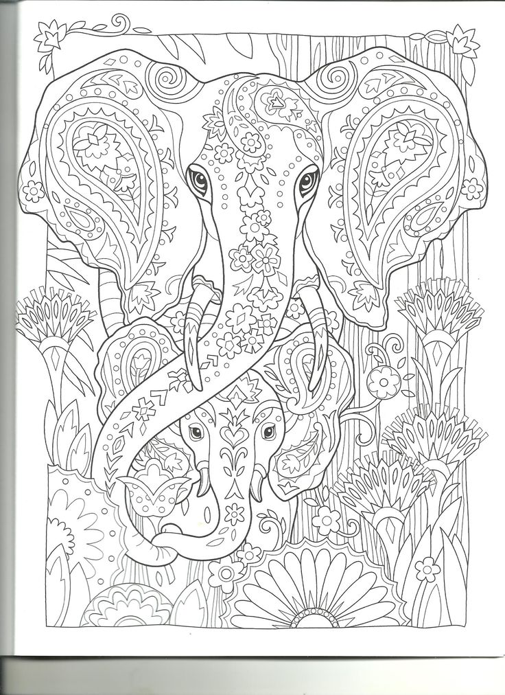 1012 Best Images About Coloring Therapy On Pinterest
