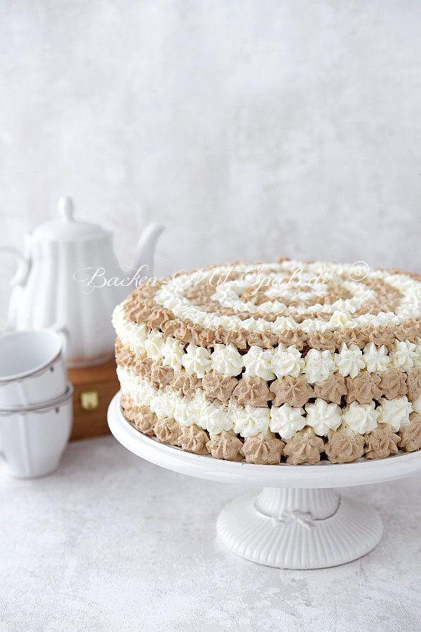 Coffee Mascarpone Pie  – Torten