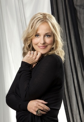 Genie Francis (a.k.a. Laura Spenser)...timeless beauty....great actress