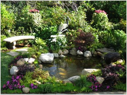 17 best images about fish ponds on pinterest pond for Landscaping rocks jacksonville