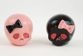Creepy Cute Fun Salt & Pepper Set