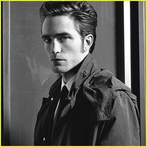 JUST JARED: Robert Pattinson Is New Face of Dior Homme Autumn 2016!