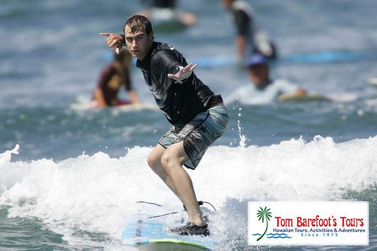Lahaina - Group Surf Lesson - Royal Hawaiian Surf Academy- Tom Barefoot's Tours and Activities