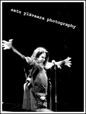 #Helsinki blogi: Black Sabbath - touch of Evil. 7.7.2016 ät Hellsinki Kaisaniemi park