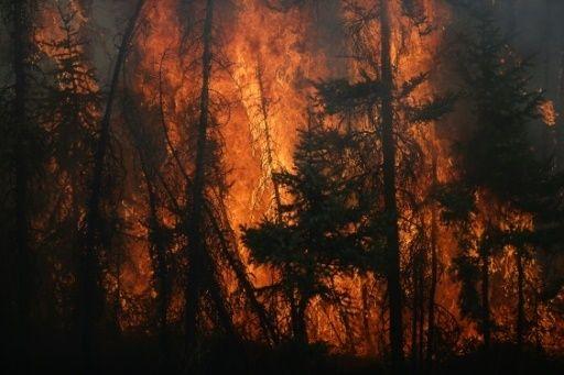 Canada l'incendie de Fort McMurray pire catastrophe naturelle du pays - Le Point