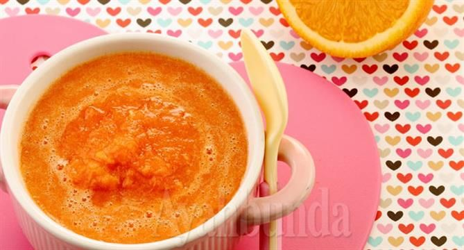 :: Pure Pepaya Jeruk :: Resep Makanan Bayi :: Resep :: Ayahbunda :: baby's meals :: recipe klik untuk resepnya