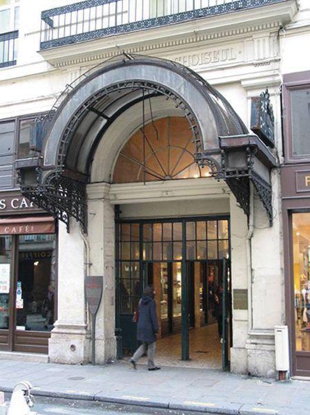 Passage Choiseul (2e arrondissement)