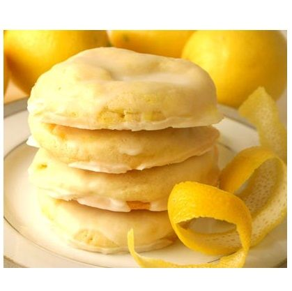 My favorite lemon cookie!! I love these - you will too :-)