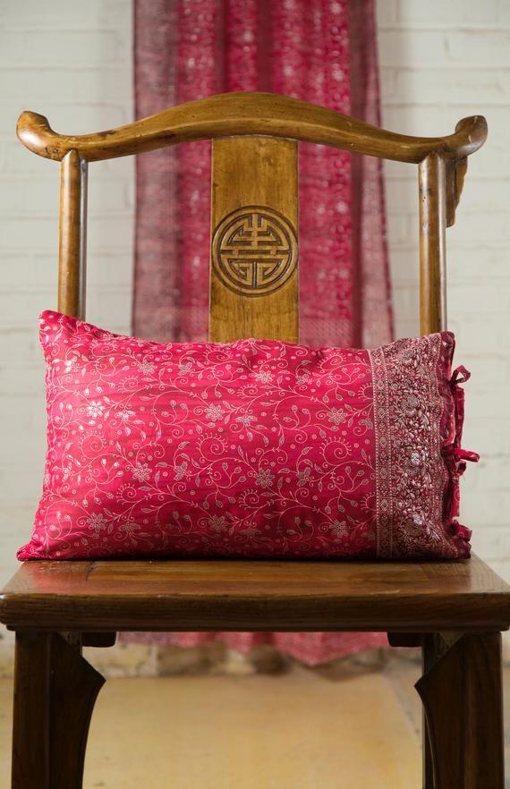 Sari Pillow, new collection of matching