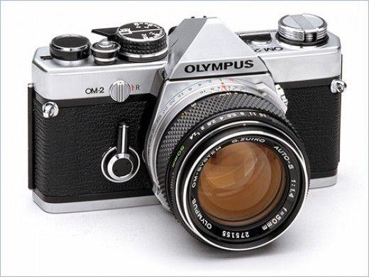 Olympus OM SLR Cameras, 1972-1994 - FilmCamerasAndMore