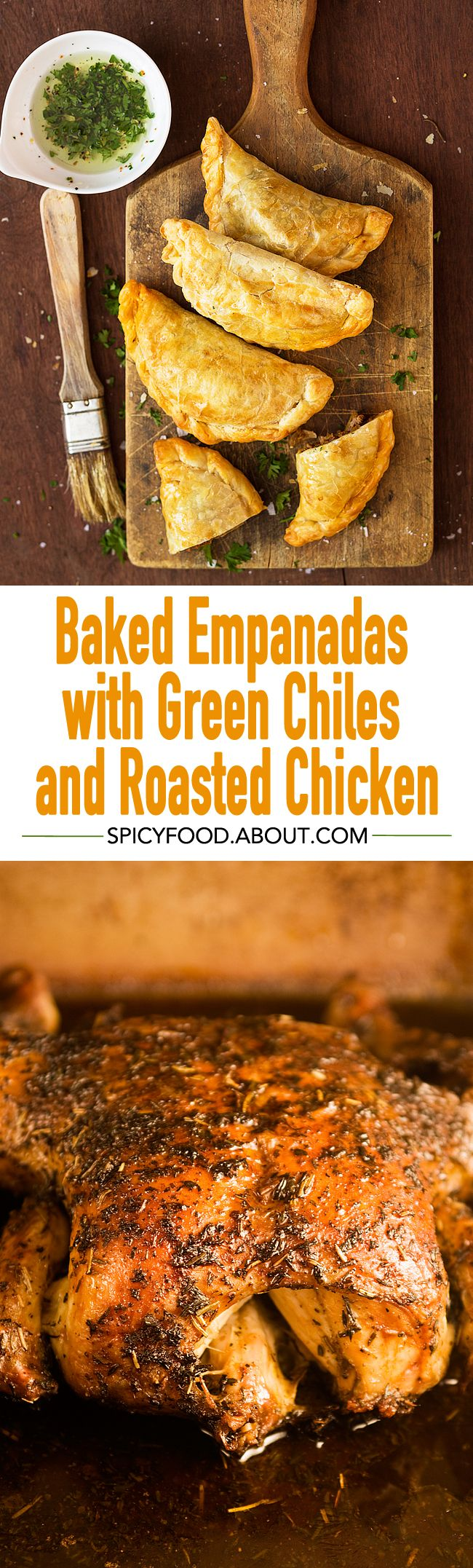Empanadas Stuffed with Green Chiles                                                                                                                                                      More