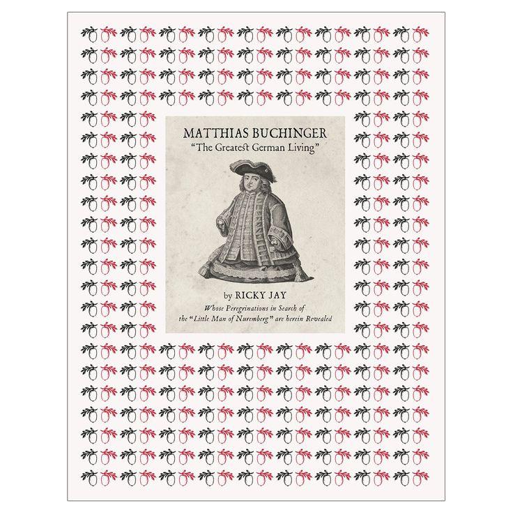 Matthias Buchinger: The Greatest German Livingнемецким художником и исполнитель Matthias Buchinger (1674-1739) исследует впервые Творчество так называемого Little Man Нюрнберга. Стоя только двадцать девять дюймов в высоту, и родился без рук или ног, Buchinger отмечали в свое время как рисовальщик и каллиграфом, а также фокусник и музыканта. Он хвастался клиентуру, которая включала дворяне, короли, императоры, наряду с представителями общественности, которые посетили его в гостиницах и…