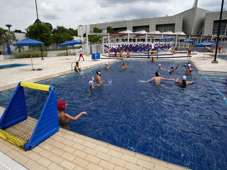 Polo aquático - Clube Escola São Miguel