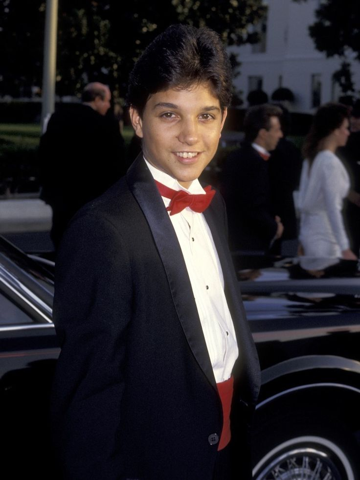 Ralph Macchio- My freakin crush!!!! Well him and C.Thomas Howell!
