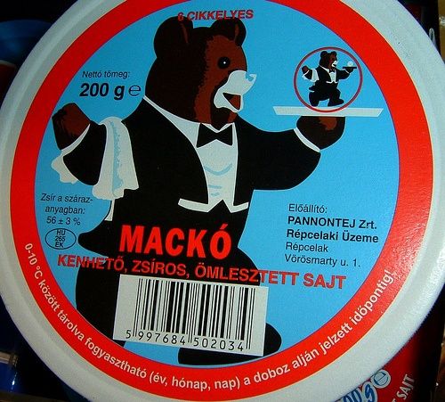 Macko cheese-I grew up on this! :) -E.D.