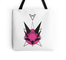 Geometric Flower Lotus 7 Tote Bag