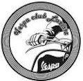 #VespaClubVolos #logo Ακόμα ένα παράξενο σήμα, μιας και του λείπουν τα τετραγωνάκια περιφερειακά του κύκλου...