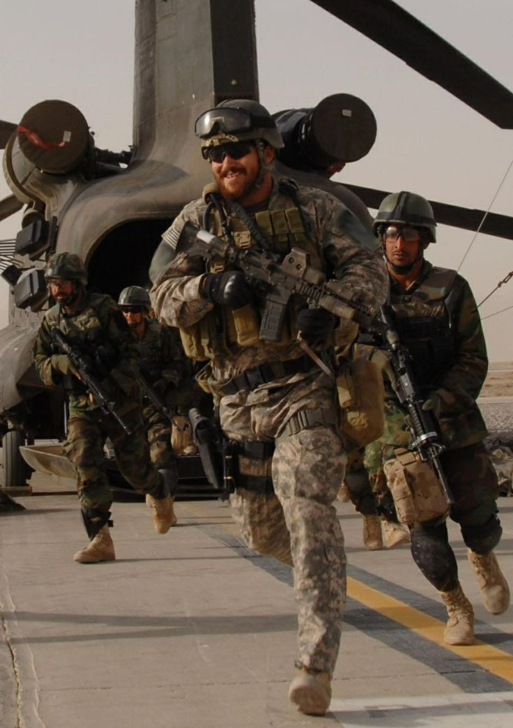 U.S. Special Forces Green Beret Picture of the Day