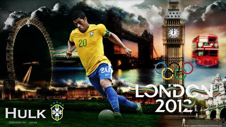 Hulk Brazil Olympic 2012 HD Best Wallpapers