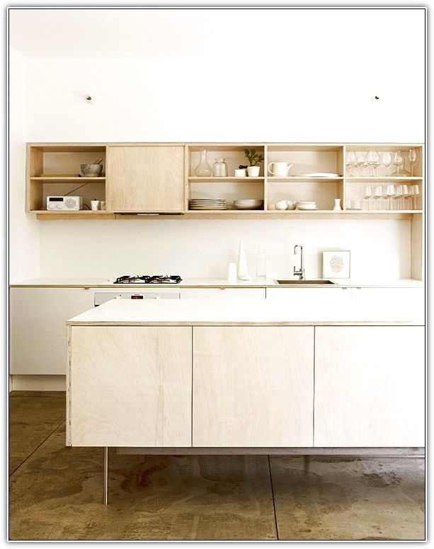 Plywood Kitchen Cabinets Plans  kitchen  Plywood kitchen