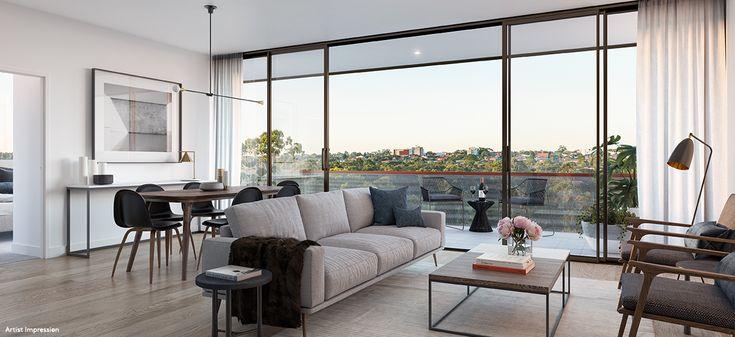 the mason apartment interiors living room