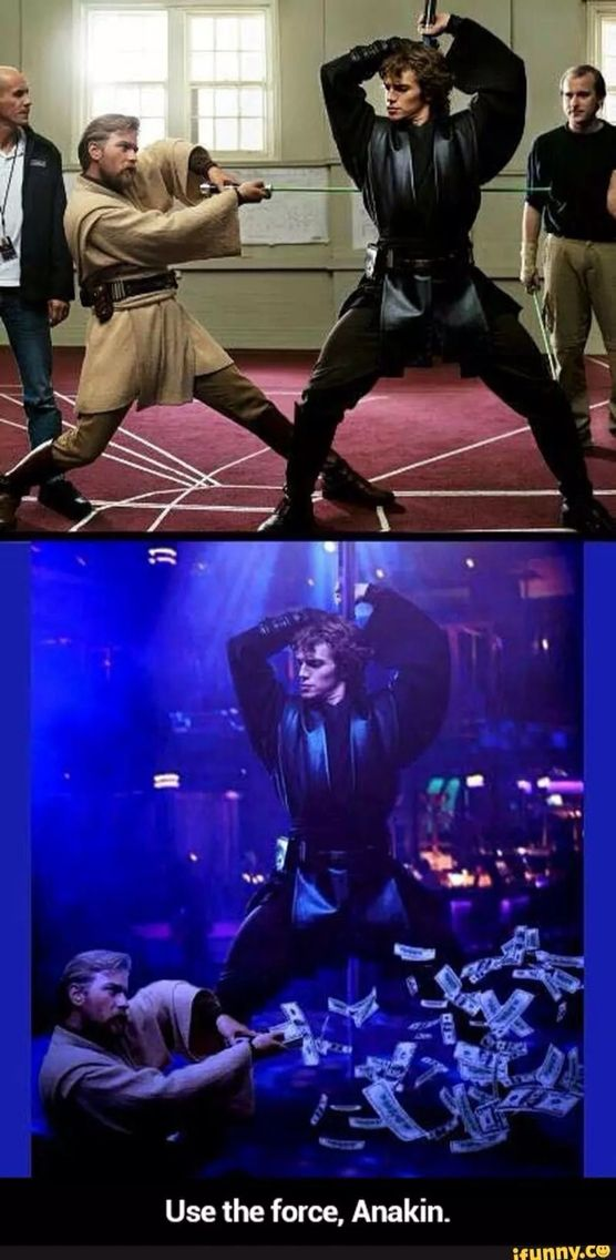 I'M DYING OMG!!! Yes please use the force, Anakin! funny Star Wars memes